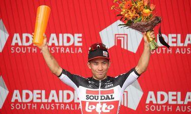Джиро д'Італія. Перемога для Юена, катастрофа для Ланди