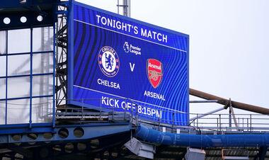 Челсі – Арсенал. Дивитися онлайн. LIVE трансляція