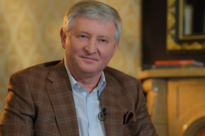 Ринат АХМЕТОВ: «Возвращение Коломойского в футбол? Было бы хорошо»