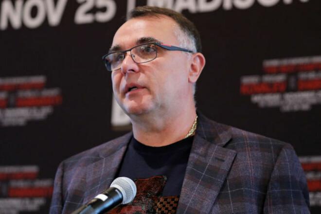 Климас сообщил, что Джошуа не встретится с Усиком и обвинил WBO в коррупции