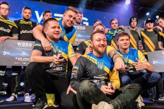 Украина в топ-20 стран в мире по количеству игроков в CS:GO