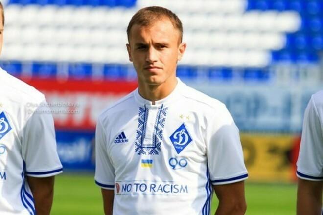Днепр-1 может арендовать молодого защитника Динамо