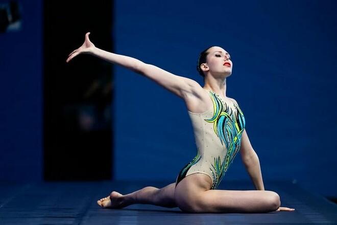 Украинка Марта Федина завоевала серебро на чемпионате Европы