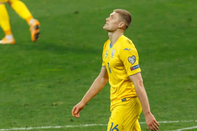 Артем ДОВБИК: «У нас три форварда в сборной Украины. Буду бороться»