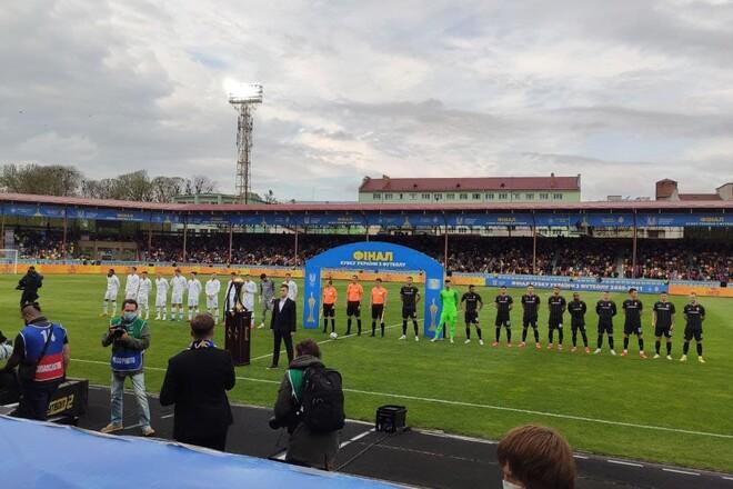 Динамо – Заря. Текстовая трансляция матча