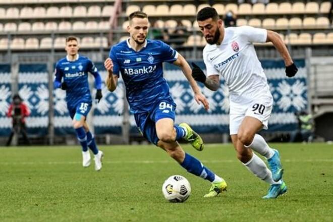 Где смотреть онлайн матч Кубка Украины Динамо – Заря