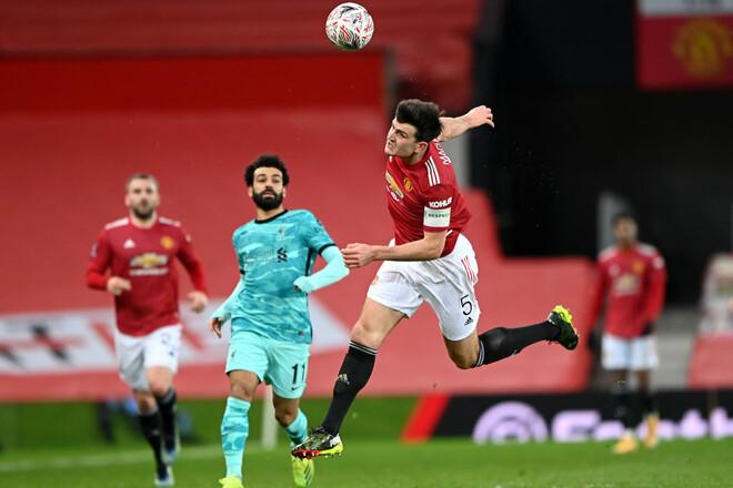 Манчестер Юнайтед - Ливерпуль. Текстовая трансляция матча