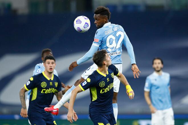 Лацио – Парма – 1:0. Видео гола и обзор матча