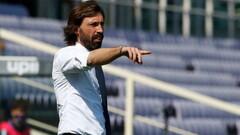 Андреа ПІРЛО: «Ювентус дуже злий зараз. Будемо боротися за Лігу чемпіонів»