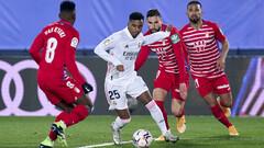Гранада - Реал. Прогноз і анонс на матч чемпіонату Іспанії