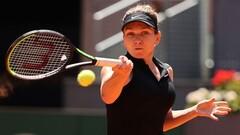 ВИДЕО. Халеп получила серьезную травму на турнире в Риме
