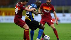Інтер — Рома — 3:1. Фонсека знову програв. Відео голів та огляд матчу