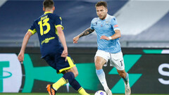 Иммобиле стал первым игроком Лацио, забившим 20+ голов в 4 сезонах Серии А