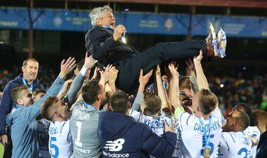 Сергей Сидорчук выиграл четвертый раз Кубок Украины