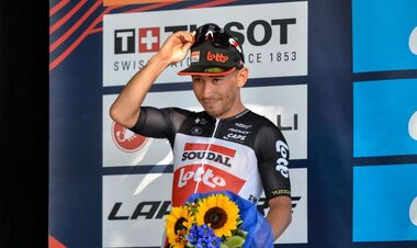 Джиро д'Италия. Вторая победа Юэна