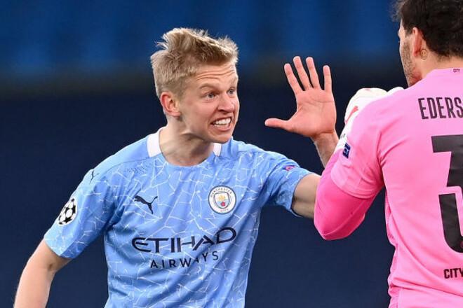ВИДЕО. Зинченко вспоминает лучшие моменты в Манчестер Сити