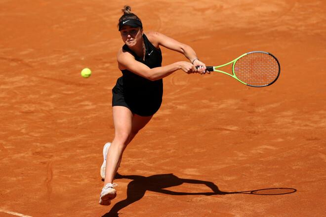 Свитолина уверенно разобралась с Мугурусой и вышла в четвертьфинал в Риме
