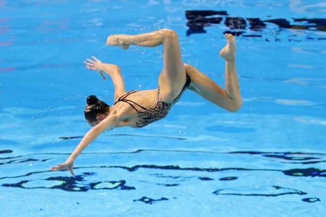 Украина выиграла второе золото на ЧЕ-2021 по артистическому плаванию
