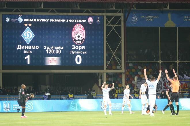 Проблеми з квитками, фанати vs поліція. Як пройшов фінал Кубку України