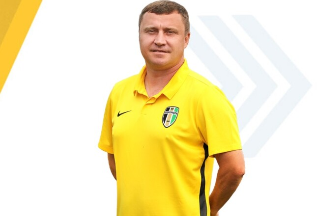 Стало відомо ім'я наступного тренера Олександрії