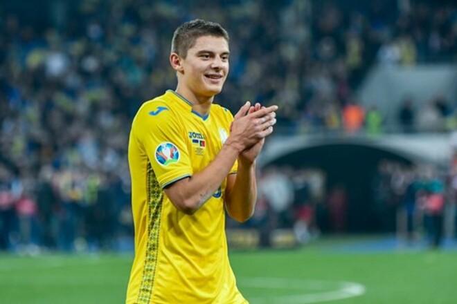 Известно, когда сборная Украины начнет подготовку к Евро-2020