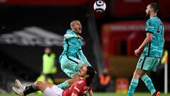 Ман Юнайтед – Ливерпуль – 2:4. Бешеная перестрелка. Видео голов и обзор