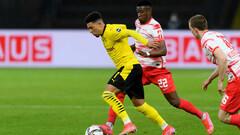 Лейпциг — Боруссія Дортмунд — 1:4. Відео голів та огляд матчу