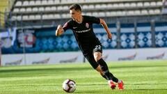 Владислав КАБАЕВ: «Динамо было лучше готово, мы где-то физически подустали»