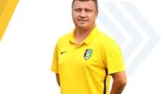Стало известно имя следующего тренера Александрии