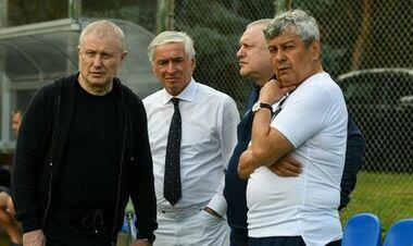 Луческу отложил возвращение в Румынию для встреч с Суркисом