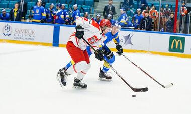 Польша – Украина – 4:3 OT. Текстовая трансляция матча