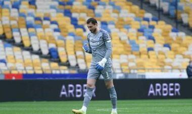 Самым дисциплинированным футболистом УПЛ-2020/21 стал Георгий Бущан