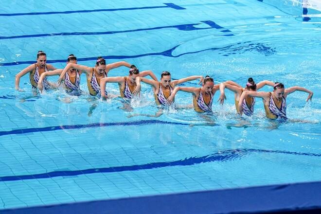 Артистичне плавання. Україна завоювала третє золото на ЧЄ-2021