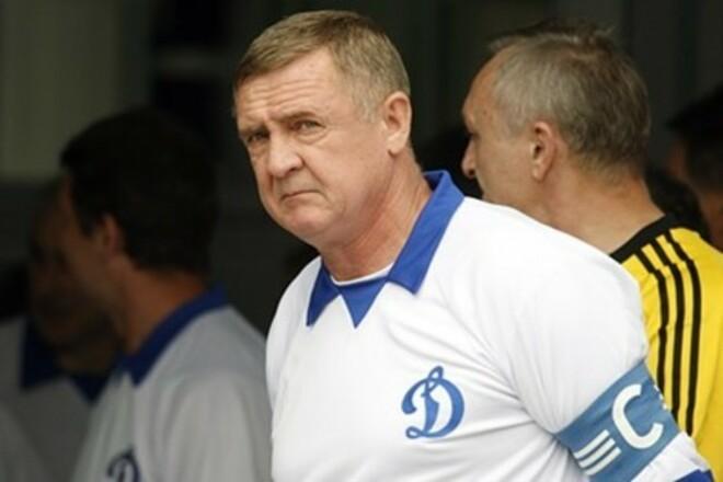 Стало известно, кто может заменить Михайличенко в Динамо