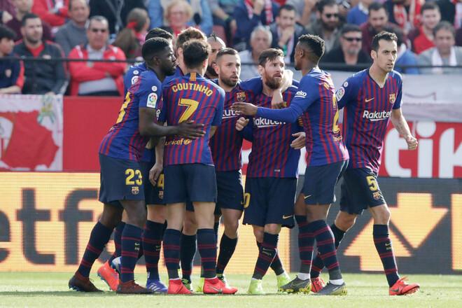 Барселона готова попрощаться с 14 футболистами