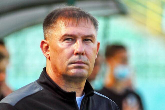 Климовський провів перше тренування з Нивою Тернопіль