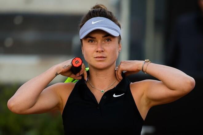 Світоліна програла чемпіонці Ролан Гаррос у чвертьфіналі турніру в Римі