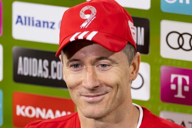 Левандовски побил вечный рекорд Бундеслиги