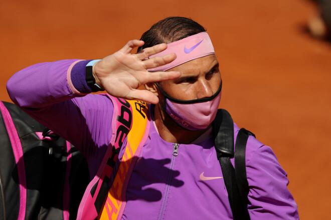 Надаль перевершив неймовірне досягнення Федерера