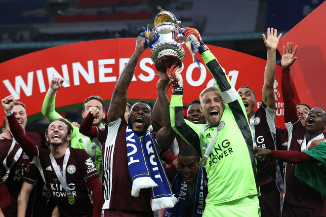 Вперше в історії! Лестер виграв Кубок Англії, мінімально перегравши Челсі