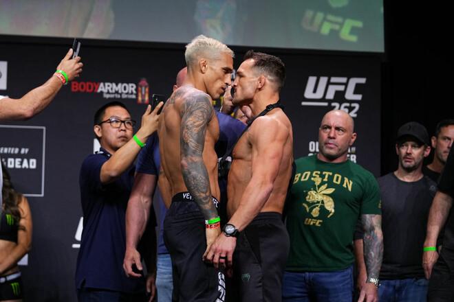 UFC 262: Майкл Чендлер – Чарльз Олівейра. Дивитися онлайн. LIVE трансляція