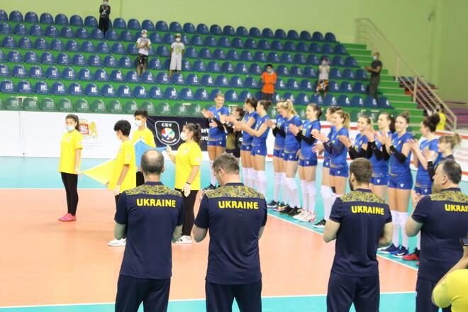 ФОТО. Не оставили шансов. Как женская сборная Украины вышла на Евро
