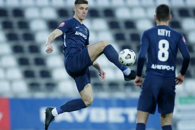 Самим недисциплінованим гравцем УПЛ-2020/21 став Данило Ігнатенко