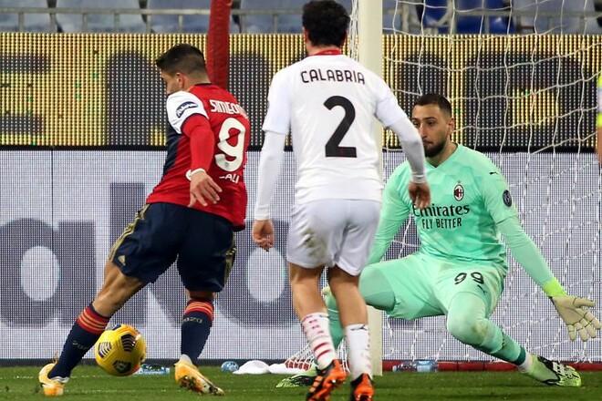 Милан – Кальяри. Прогноз и анонс на матч чемпионата Италии