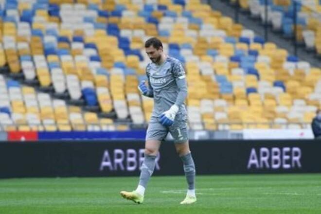 Найбільш дисциплінованим футболістом УПЛ-2020/21 став Георгій Бущан