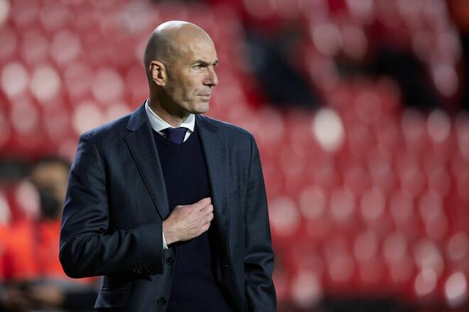 Решение принято. Зидан сообщил футболистам, что покинет Реал