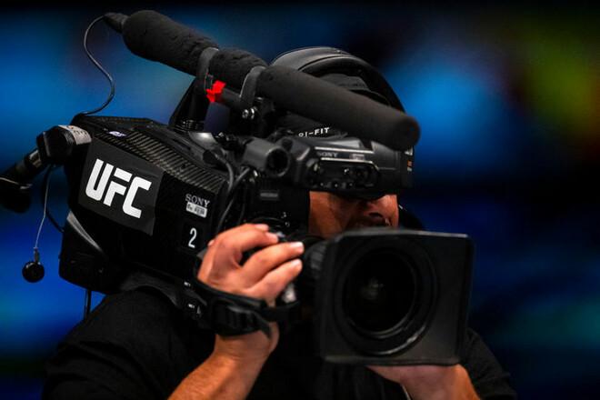 ВІДЕО. Не гірше за бійців. Фанати побилися під час турніру UFC 262