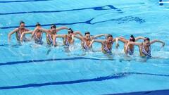 Артистическое плавание. Украина завоевала третье золото на ЧЕ-2021