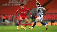 Где смотреть онлайн матч чемпионата Англии Вест Бромвич — Ливерпуль