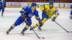 Ночной хоккей. Сборная Украины сыграет против Польши поздно вечером